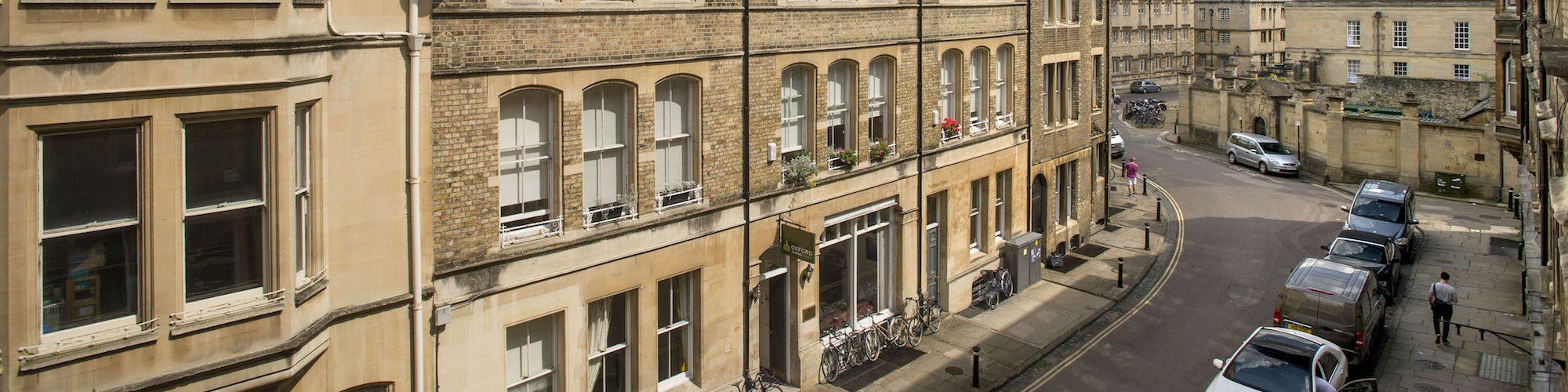 Oxford-Tutorial-College-Exterior