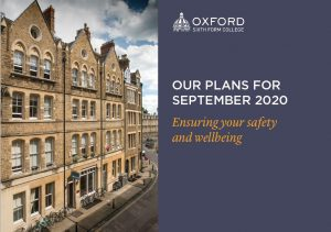 Keeping our Students Safe in College in September 2020